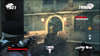 50 Cent: Blood On The Sand (PS3) Gameplay