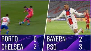 Mason Mount's WORLD-CLASS GOAL! FC Porto 0-2 Chelsea | Bayern Munich 2-3 PSG | Match Reaction
