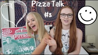 Pizza Talk // Ep. #3: Surviving High School, Body Insecurities, & Bullying Thumbnail