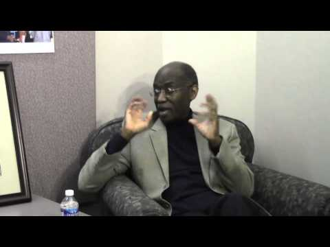 An Interview with Sherman A. James, Ph.D.