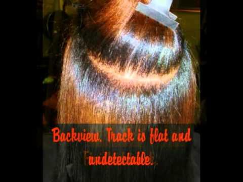 Adding fullness to hair using the interlock method youtube adding fullness to hair using the interlock method pmusecretfo Images
