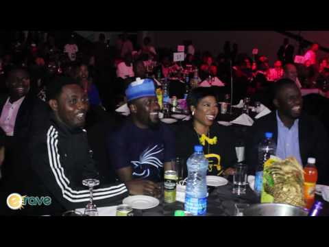Video (stand-up): Singing Comedian Kenny Blaq Performs at Kiss Daniel Album Launch