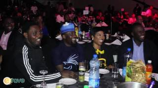Kenny Blaq Funny Moments at Kiss Daniel39s Album Launch Concert
