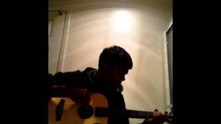 Tujhko Jo Paaya guitar cover