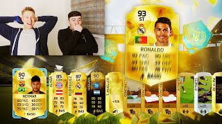 PERFECT END TO A FIFA 16 PACK OPENING!! - *NEW* STRIKER RONALDO Pack Opening!!