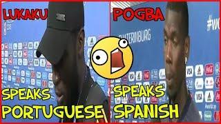 ★★AMAZING★★ Romelu Lukaku Reveals How Jose Bosingwa Taught Him Portuguese At Chelsea!