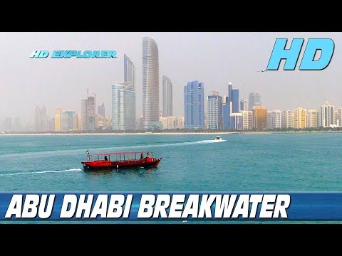 Abu Dhabi Breakwater (United Arab Emirates)