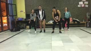 Side to Side de Ariana Grande ft. Nicki Minaj y Cosculluela(Juan Alcaraz) Coreografía Zumba de Nando