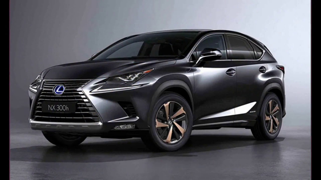 lexus nx 2018 f sport review interior exterior youtube