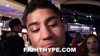 """JESSIE VARGAS REACTS TO PACQUIAO-ALVARADO, CRAWFORD-HORN """"IN-HOUSE"""" TOP RANK FIGHTS"""