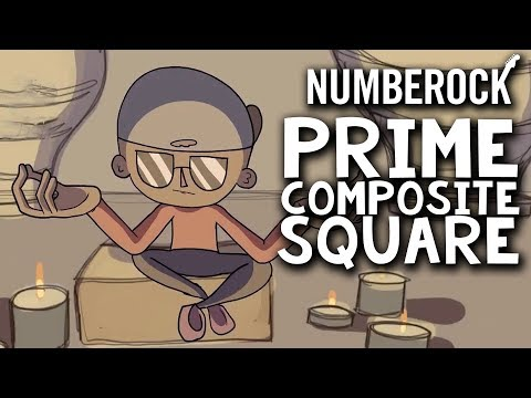 Prime Numbers Song: Prime, Composite and Square
