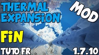 Mod Thermal Expansion 1.7.10 Tuto FR – BattleWrench, Satchel, Redprint – Fin