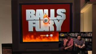 WaG Stream: Balls of Fury (Wii) (Part 1 - Shorter Than the Movie)