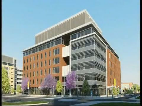 CAMH Redevelopment - Changing the face of mental health and addictions