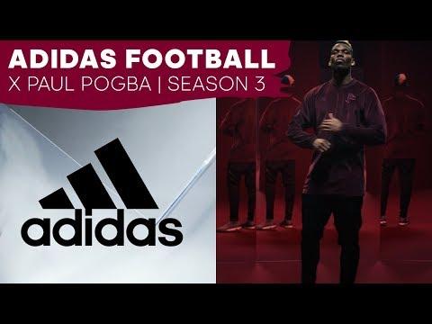 adidas Football x Pogba Capsule Collection Season 3