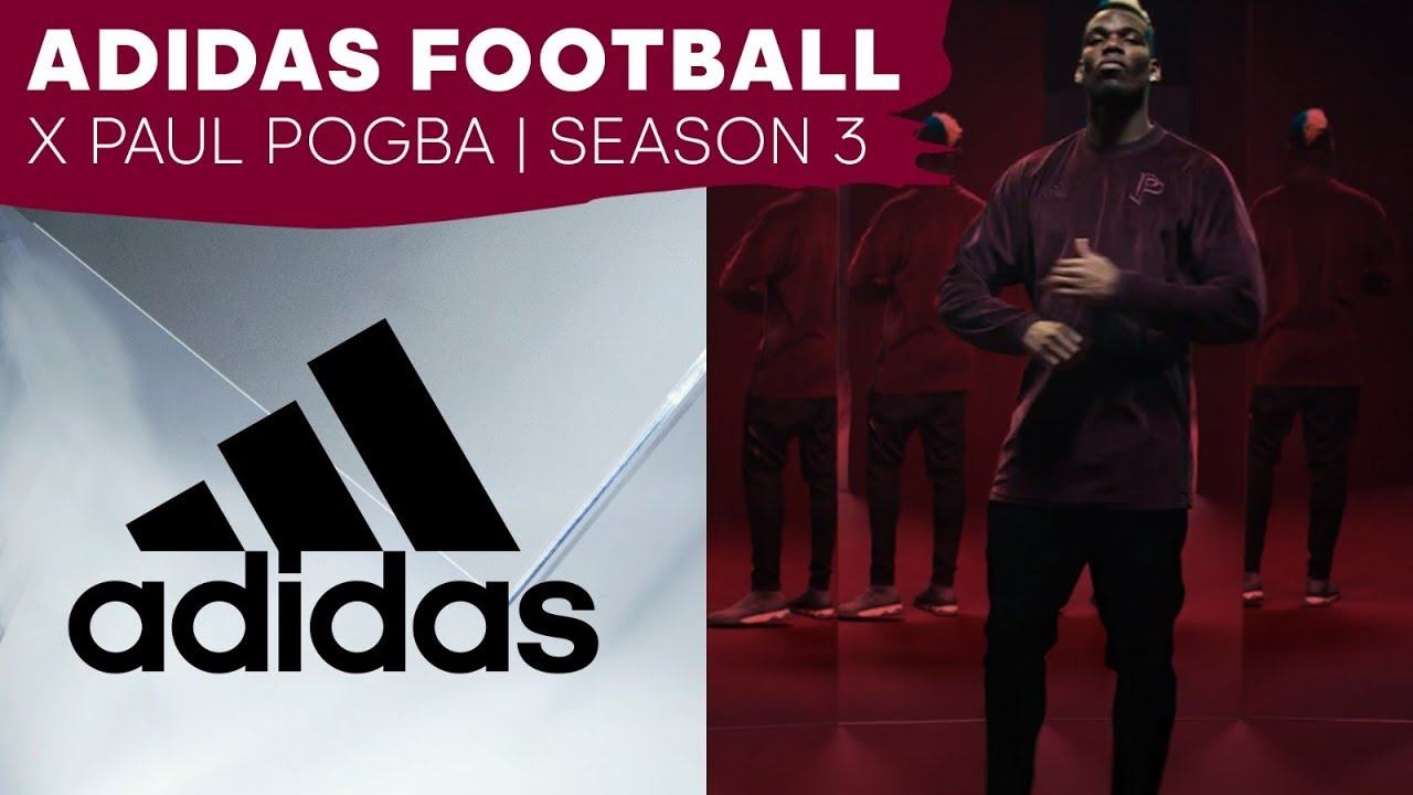f3bb34ca1 adidas Football x Pogba Capsule Collection Season 3 - YouTube