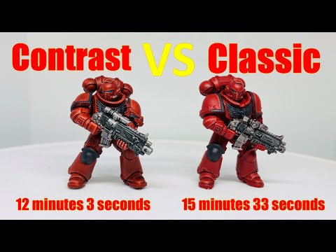 How To Use Contrast Paints (Part 3) - DO NOT BASECOAT ANYTHING UNTIL YOU WATCHED THIS!