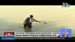 Meet Baringo man who understands crocodiles language