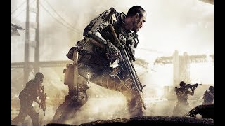 Call of Duty Advanced Warfare Aftermath Mission ps3 gameplay