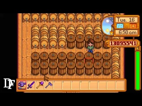 Stardew Valley Starfruit Wine Vs Jelly Youtube But there's a lot to do in stardew valley, and. stardew valley starfruit wine vs jelly