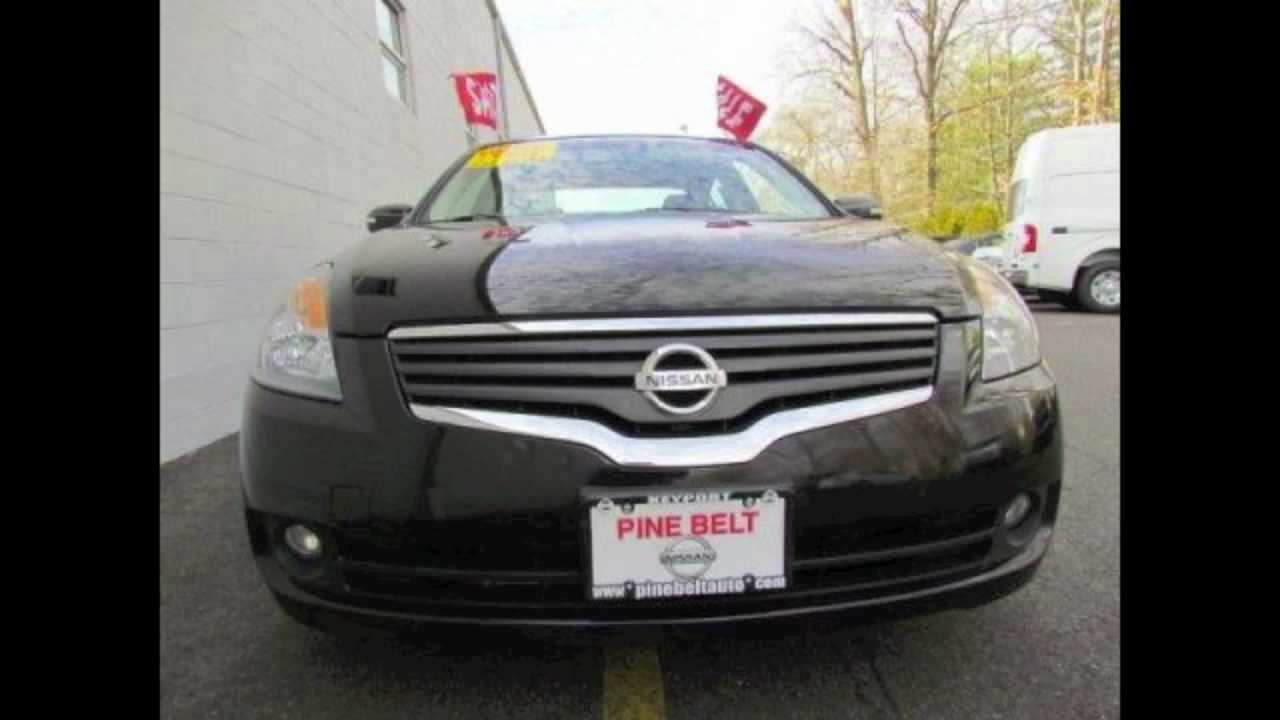 Used Nissan Altima   Pine Belt Nissan   Your Keyport To Edison Nissan  Altima Dealer In NJ