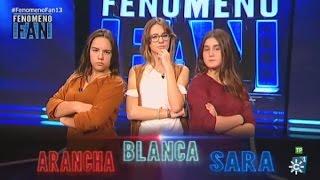 Fenómeno Fan (T2) |  Blanca y Arancha, las chicas más guerreras de la noche