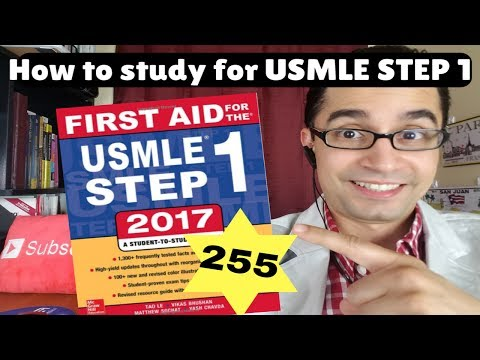 How to ACE USMLE Step1: Best tips for USMLE Step1 Success