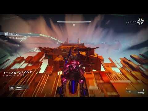 Repeat Destiny 2, Nightfall 100k, No Exotics, Hunter