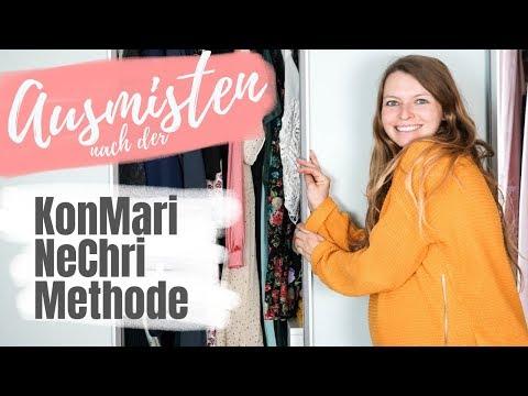Kleiderschrank ausmisten wie Marie Kondo + meine Tipps   ORDNUNG SCHAFFEN   Lilies Diary