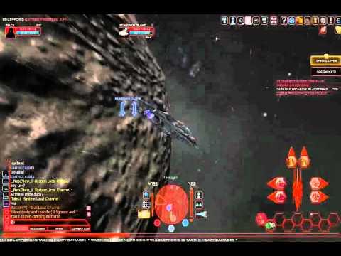 Battlestar Galactica Online Tutorial -- Water Mine