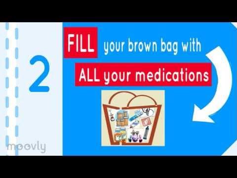 Brown Bag Medication Check Up
