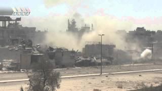 Сирия. Дамаск. Джобар 21 августа 2013 года. Часть  8-2