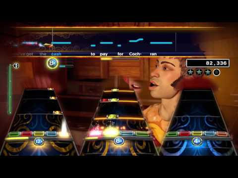 Rock Band 4 - Lifestyles Of The Rich & Famous by Good Charlotte - Expert - Full Band