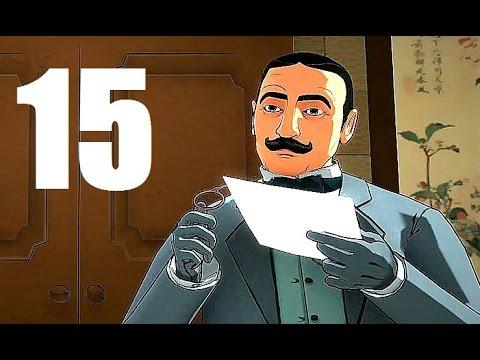 Agatha Christie: The ABC Murders - Part 15 Let's Play Game Walkthrough  
