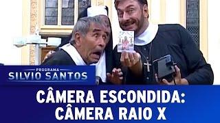 Câmera Escondida (19/06/16) -  Câmera Raio X