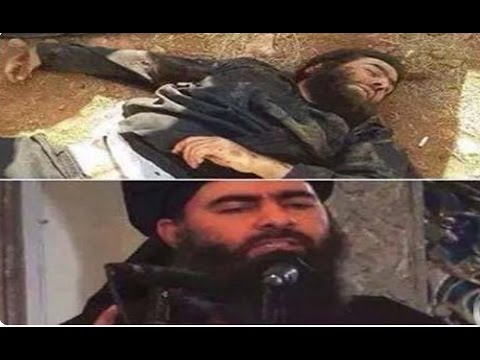 BARQ NEWS..ISIS CHIEF ABUBAKER AL BAGHDADI DEAD IRAN RADIO CONFIRMED HIS DEATH