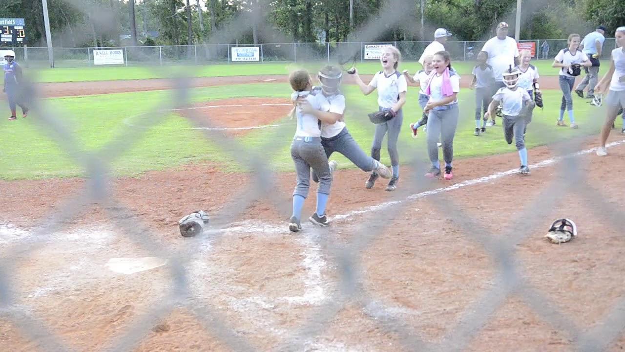 South Brunswick Angels win 10U state championship