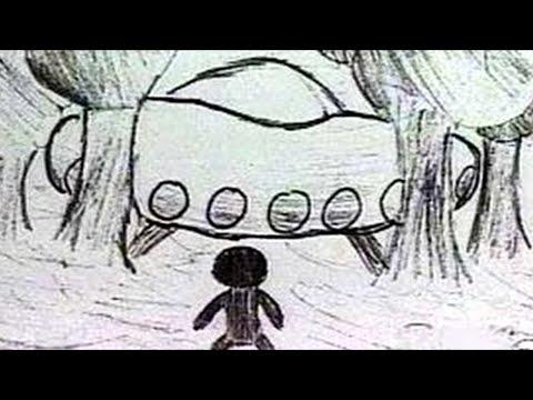 🛸 UFO Landet auf Schulhof in Ruwa Zimbabwe - Ariel Grundschule 1994 👽