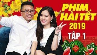 Phim Hài Tết 2019 Hứa Minh Đạt, Lâm Vỹ Dạ - Phim Hài Tết Hay Và Mới Nhất 2019 - Phim Hài Tập 1
