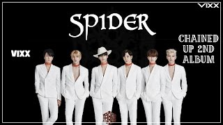 VIXX (??) - Spider (Colour Coded) [Han|Rom|Eng Lyrics] MP3