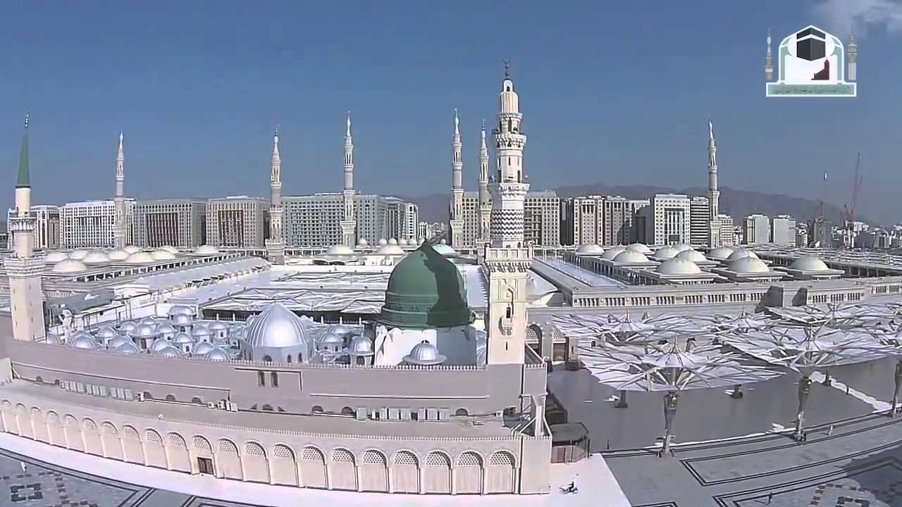 Madina Wallpaper 3d Amazing Drone Footage Of Prophet Muhammad S Mosque Masjid