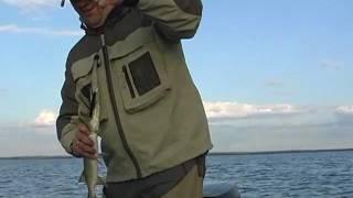 Рыбалка на 9 насосной 15-17 июля 2011 года. Часть-1.