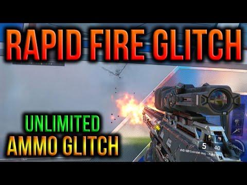 how to get glitch rapid kills bo3