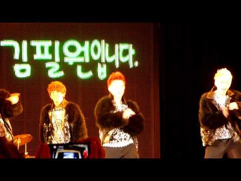 Block B - 120218 Lotte World - Gorilla Dance