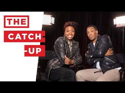 The CatchUp: Condola Rashad A DOLL'S HOUSE, PART 2 & Corey Hawkins SIX DEGREES OF SEPARATION