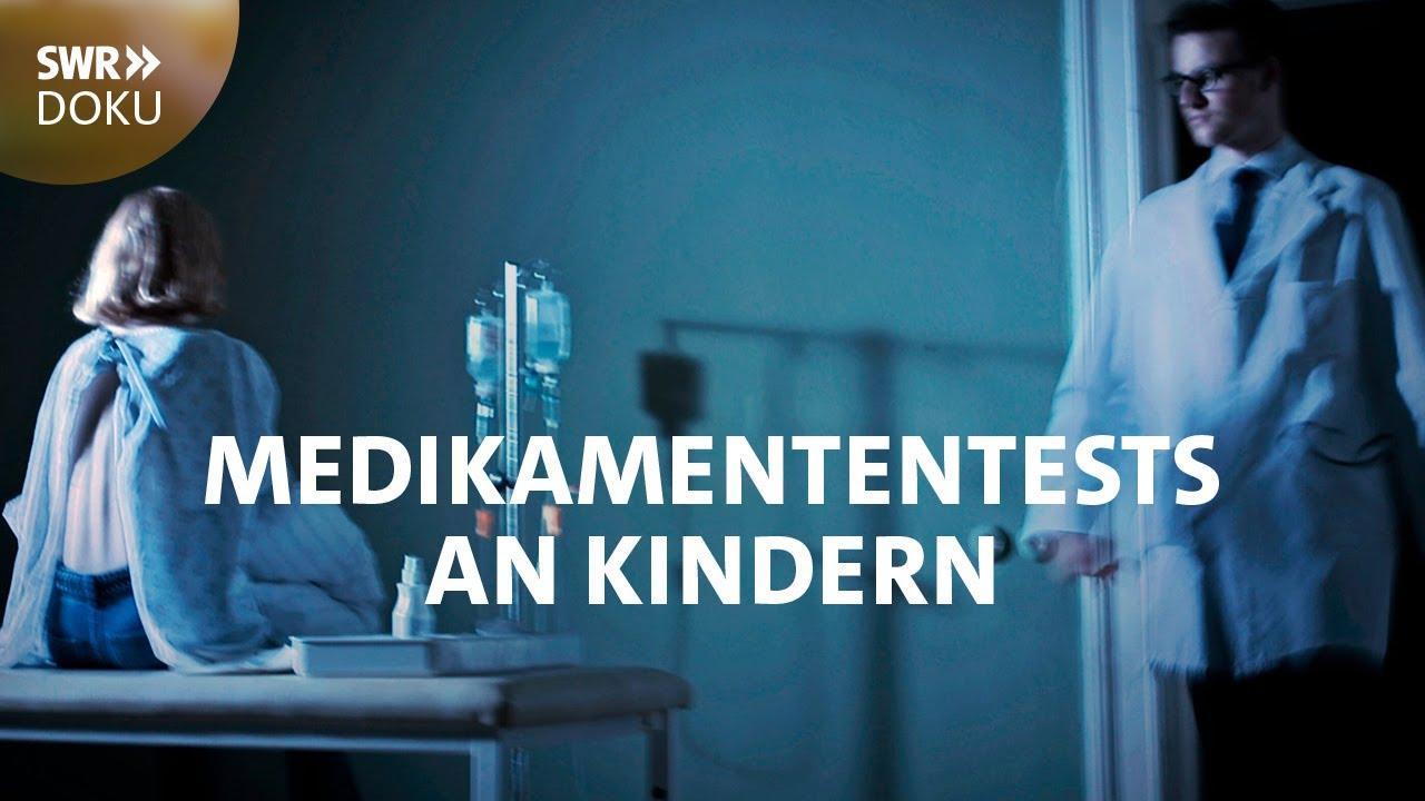 Versuchskaninchen Heimkind – Medikamententests an Kindern in der BRD | SWR Doku