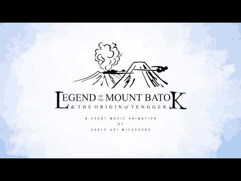 #3D Legend of the Mount Batok & the Origin of Tengger - Orion Animation