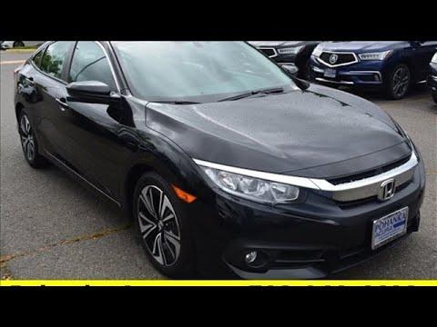 Used 2017 Honda Civic Arlington VA Acura Washington-DC, DC #AKA004679A