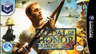 Longplay of Medal of Honor: Rising Sun