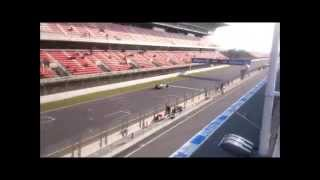 Formula 1 2015 - Barcelona Test Day 2